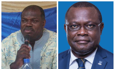 Current and former Legon Vice Chancellors 'fight' over contracts