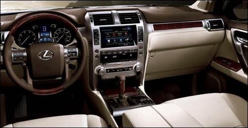 2017 Lexus GX 460 Price Rumors and Specs