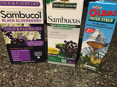 all-natural homeopathic cough and flu products