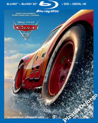 Cars 3 (2017) HD 1080P Latino