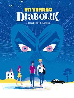 Un verano Diabolik un thriller con aires pop