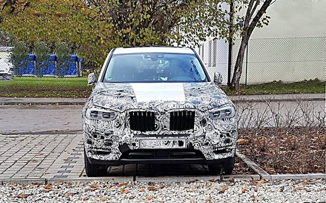 New 2018 BMW X3 Launched in Europe