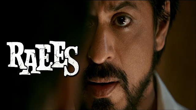 Shahrukh Khan Raees Movie Wallpaper