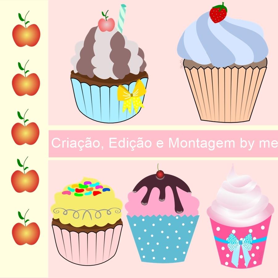 Cupcakes criação blog LacreMania