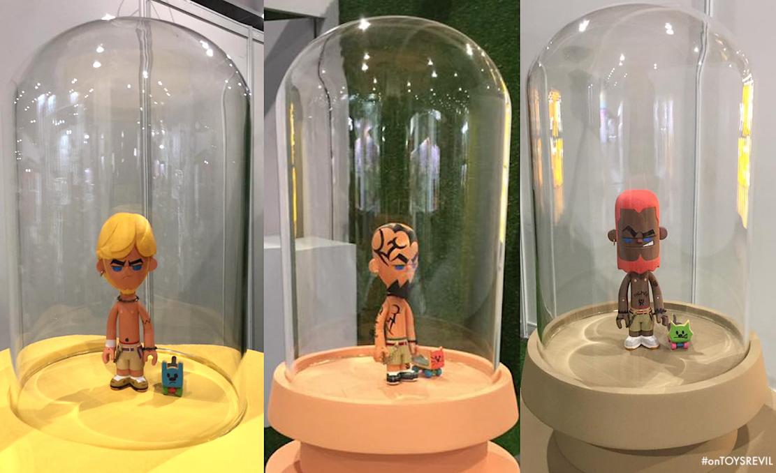 Q GARDENERS by Michael Lau x Crazysmiles   Shanghai Toy Show 2018 807565ae8