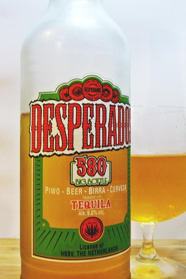 Piwa Za Zywa Desperados Vs Kustosz O Smaku Tequili