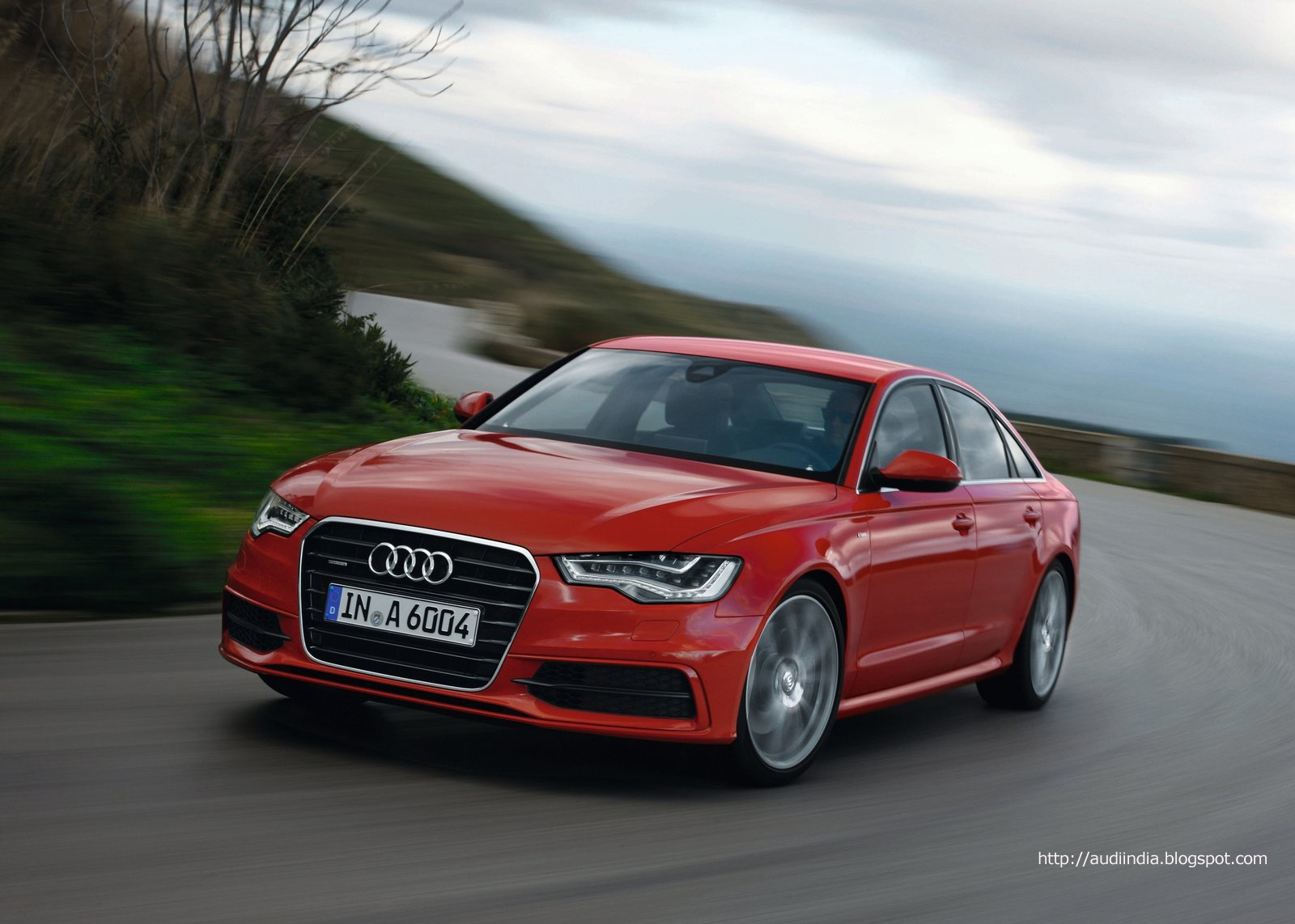2011 2012 audi a6 wallpapers the world of audi. Black Bedroom Furniture Sets. Home Design Ideas