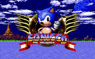 Clássico jogo Sonic CD do Sega CD chega diretamente para o sistema Android 5