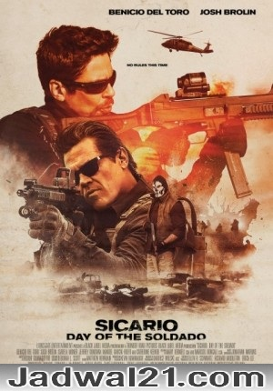 Film SICARIO: DAY OF SOLDADO 2018