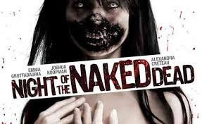 Night of the Naked Dead | Full Horror Movie