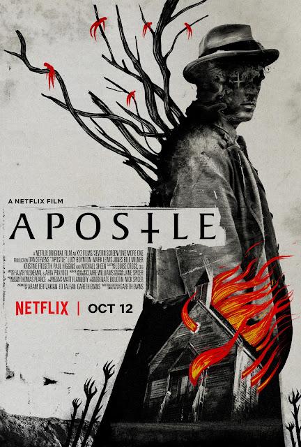 APOSTLE (2018) ταινιες online seires xrysoi greek subs