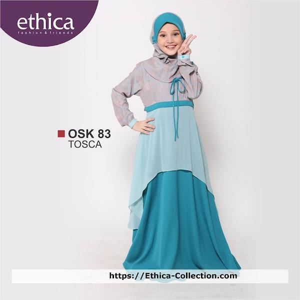 Baju Muslim Anak Ethica Fashion, Hadiah bagi Anak Setelah Berpuasa Ramadhan