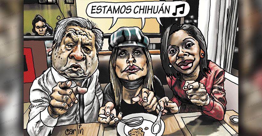 Carlincaturas Sábado 30 Marzo 2019 - La República