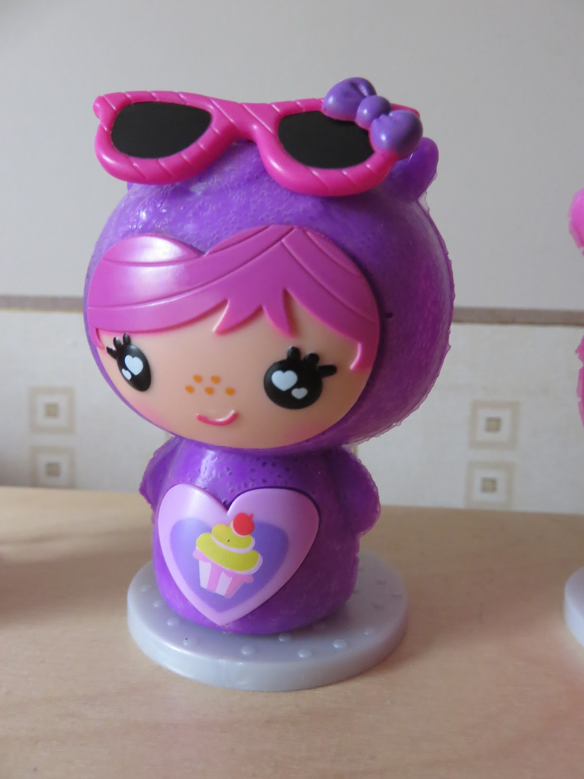 New Purple Smooshins Surprise Character Kit