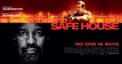 Hantu Baca Film Agen Rahasia Terbaik Paling Keren Safe House (2012)