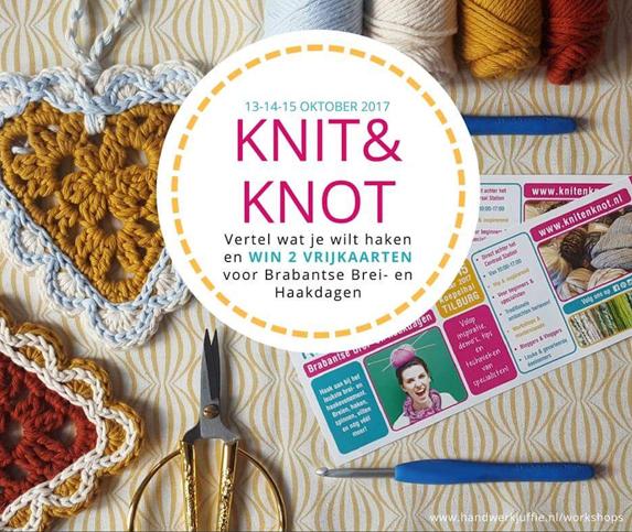 Knit Knot Workshop Hjärta Handwerkjuffie