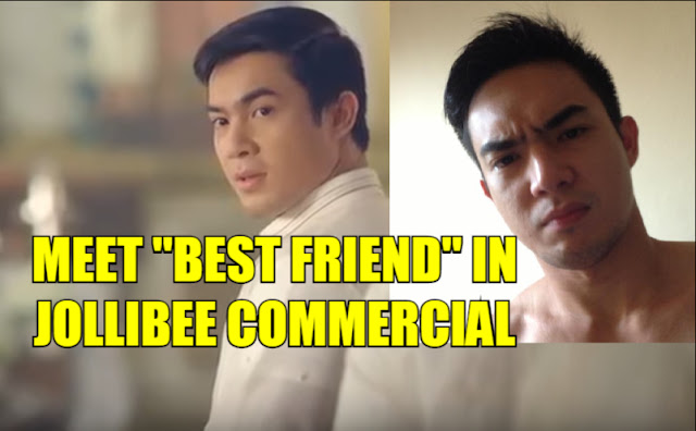 "Meet 'Bes' in Jollibee's Viral ""Vow"" commercial"