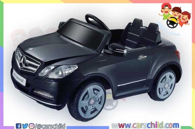 سيارة اطفال من نوع مرسيدس كهربائية صغيرة