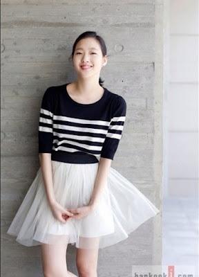 Style Rambut Baru Kim Go Eun