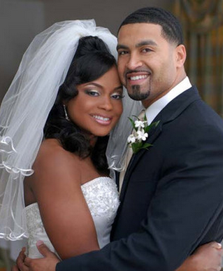 Phaedra Parks and Apollo Nida Married in 2009
