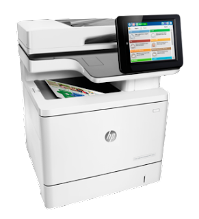 HP LaserJet M577dn Driver Download