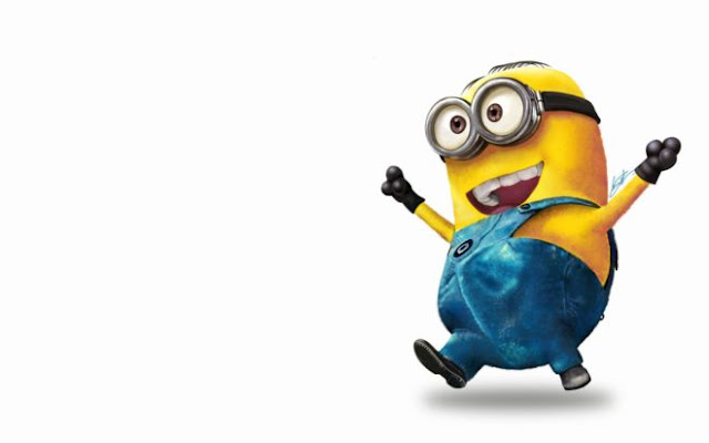 Cute Minions Laughing HD Wallpapers