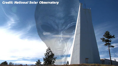 Why Talk of Aliens was Sparked by Mysterious Closure of Solar Observatory