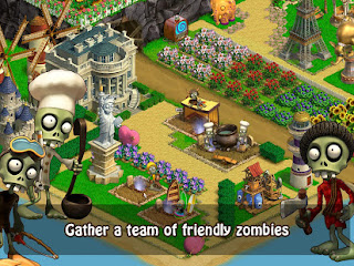 Game Zombie Castaways miễn phí