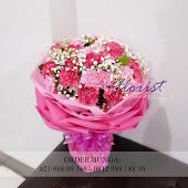 bouquet carnations