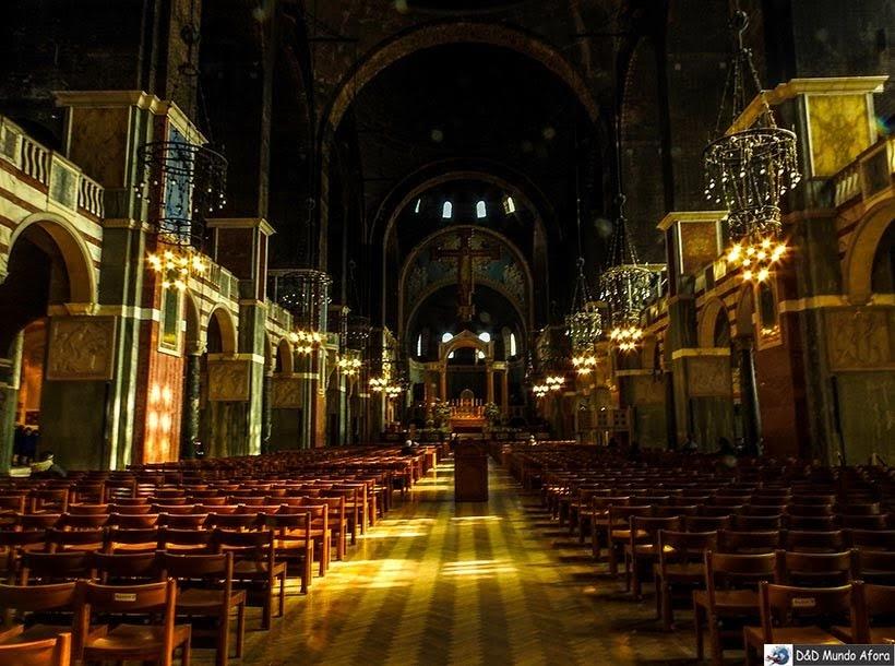 Catedral de Westminster - O que fazer em Londres: 48 atrações imperdíveis