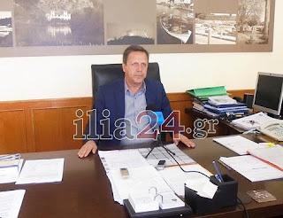 Γιώργος Γεωργιόπουλος: Υπόθεση τα 7,5 εκατ. ευρώ για την Ηλεία