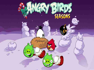 Angry Birds Seasons Game Free Download
