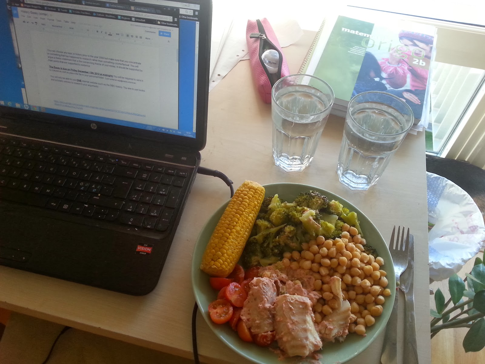 A Life without Anorexia: Food diary