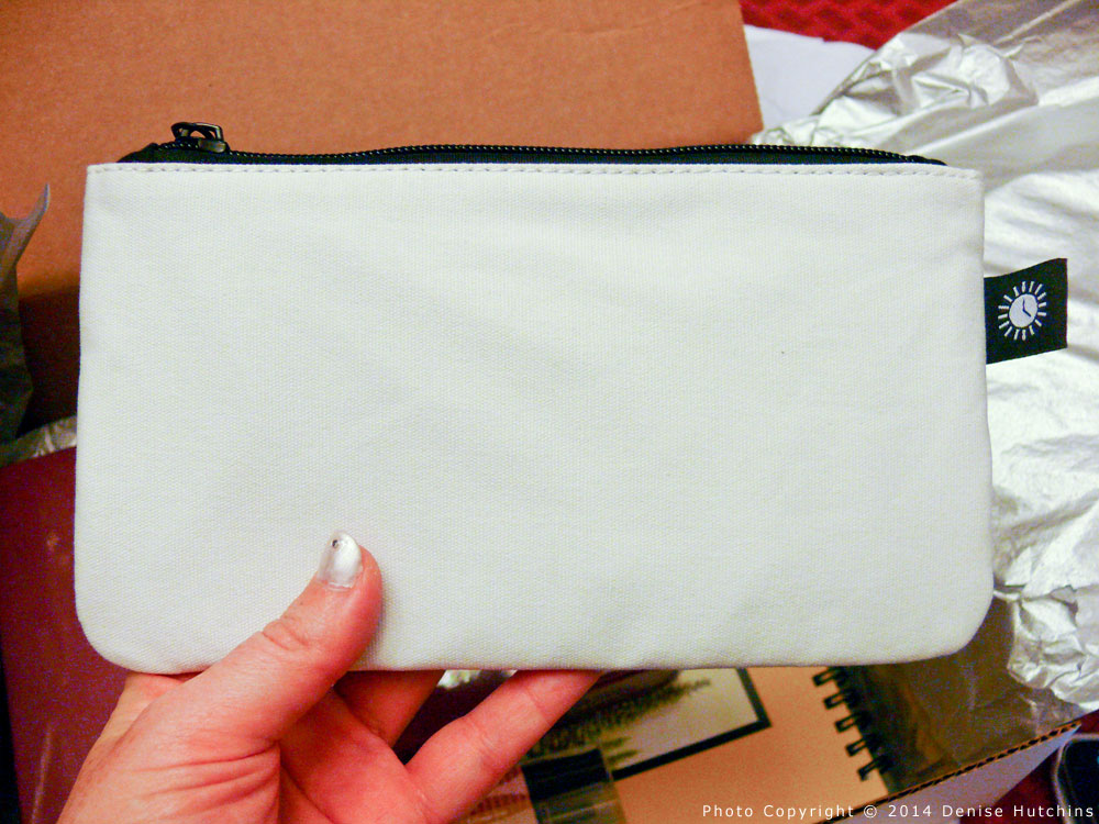 Lumi Pencil Pouch, Front