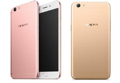 Spesifikasi dan Harga Terbaru Oppo F3 Plus