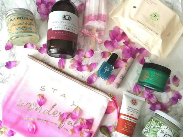 Which Beauty Box UK Summer Edit