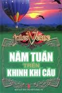 Năm Tuần Trên Khinh Khí Cầu - Jules Verne