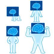 成長する人工知能のキャラクター