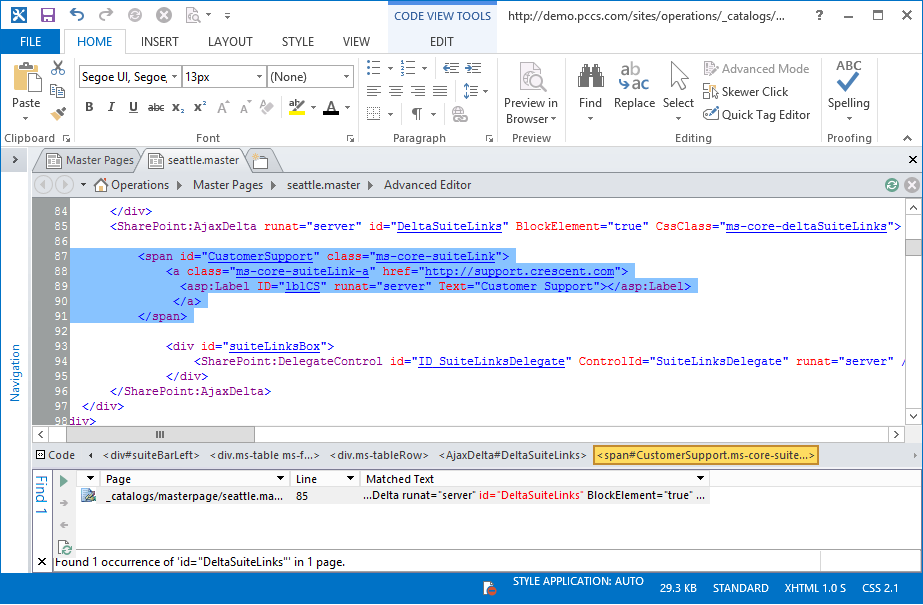 add link to sharepoint 2013 suite bar