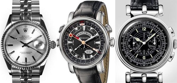 Eso ha vuelto todo lo que necesita saber para comprar un - Tipos de relojes ...