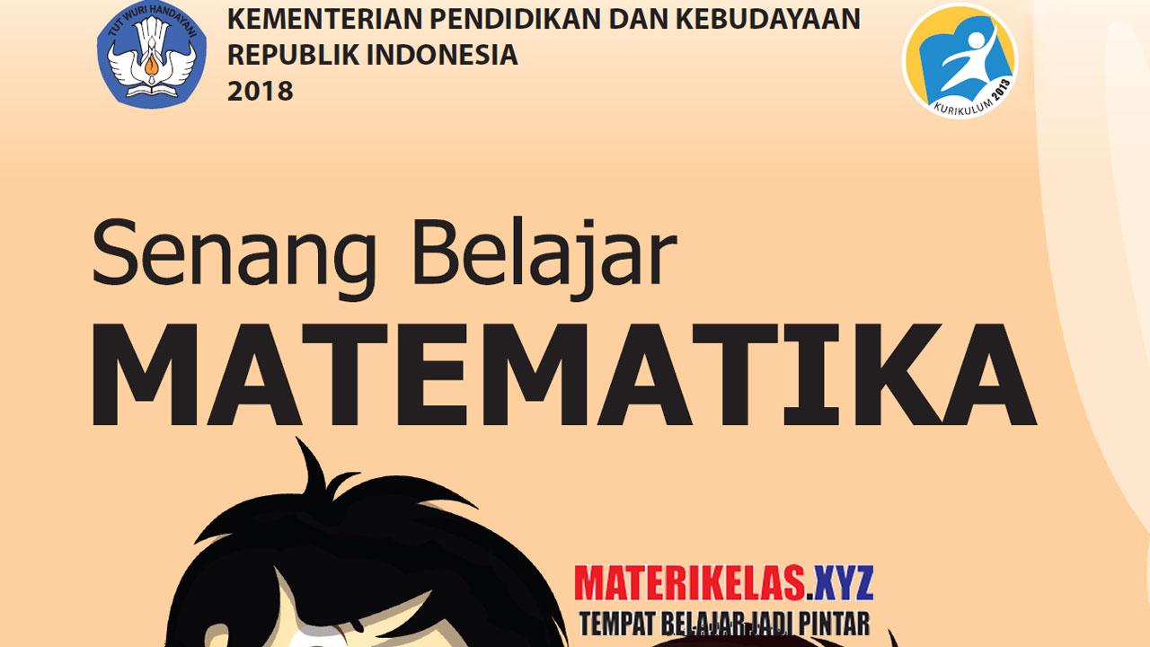 Materi Matematika Kelas 5 SD/MI Kurikulum 2013 Revisi 2018