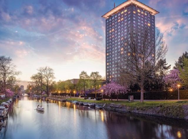 Reserva de hotel com antecedência para Amsterdã