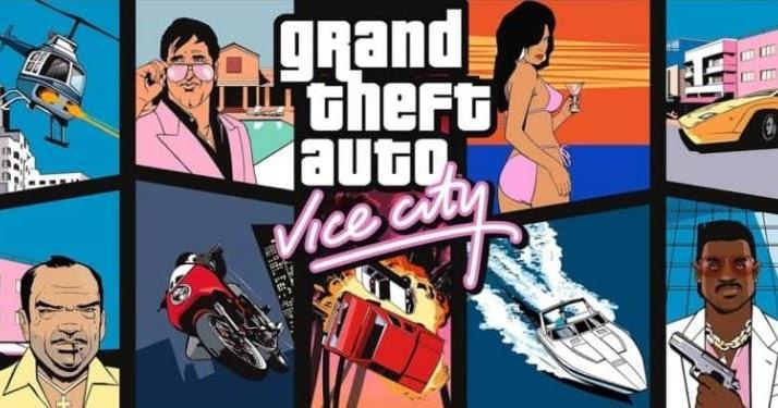 تحميل لعبة gta vice city للاندرويد مضغوطة