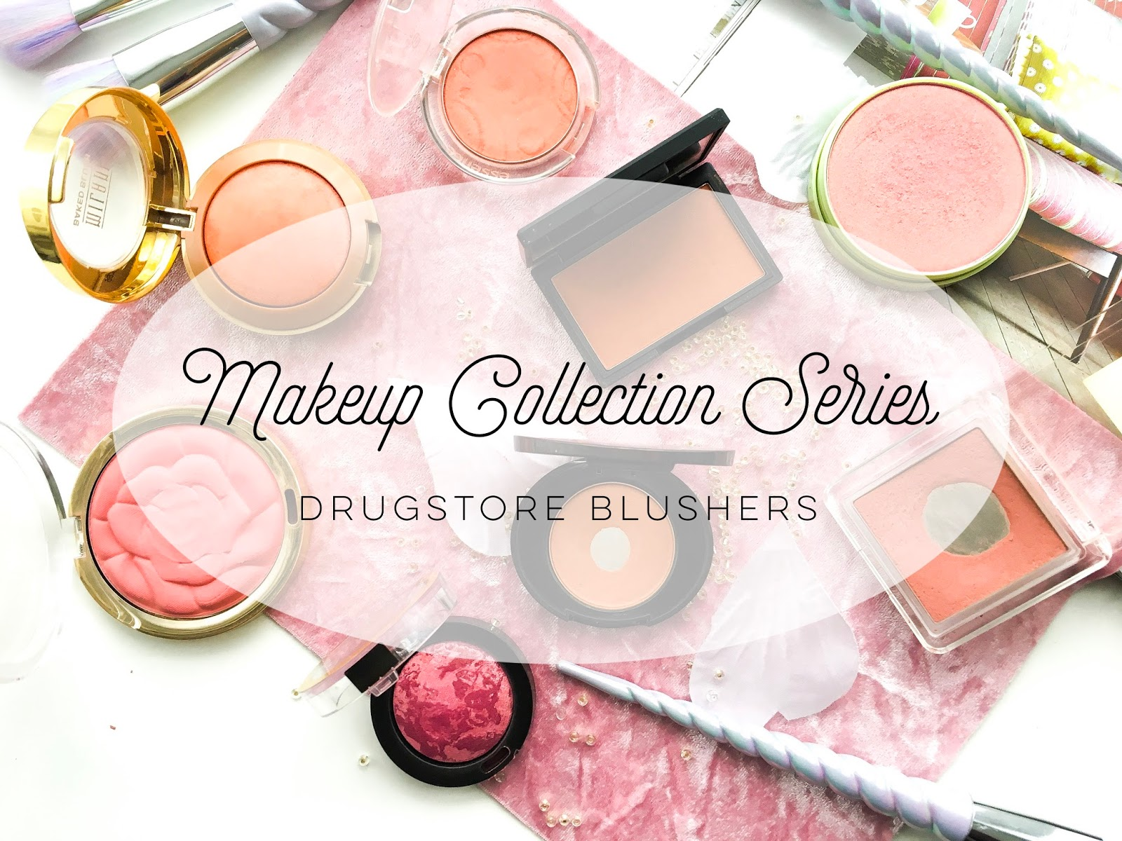 Best highstreet drugstore blushers, top affordable blushers uk