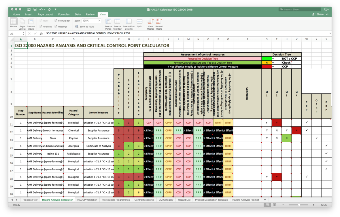 iso 22000 version 2018 manual pdf