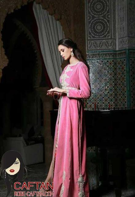 Couture de caftan et excellent ornement pour 2017
