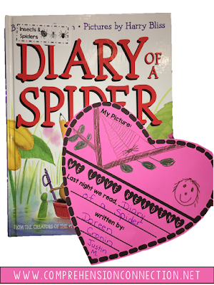 Let these Conversation Heart Book Reviews lead to book talk and increased reading! Free materials included.