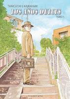 Los años dulces #1 - Joro Taniguchi - Ponent Mon