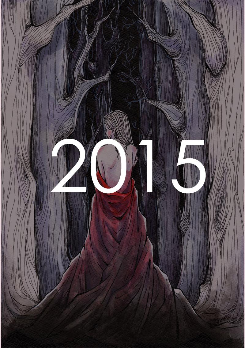 2015 Artworks - Zyra Banez