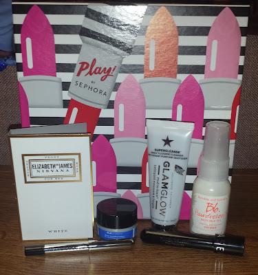Sephora Play! Sept 2015